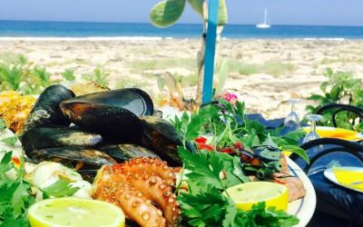 Mangiare a due passi dal mare