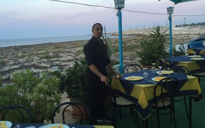 "Tavoli ""Sul Mare"""