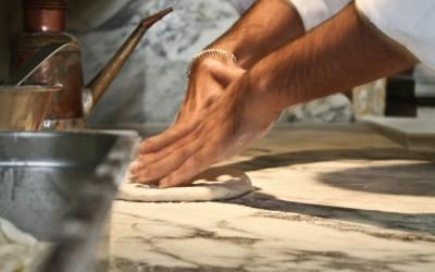 L'arte del saper fare la pizza
